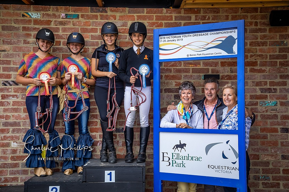 2019 Victorian Youth Dressage Championships