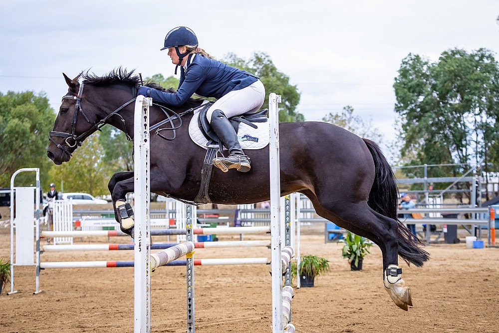 2019 Victorian Country Showjumping Champs hosted by BDSJC